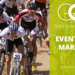 Eventos recomendados de marzo