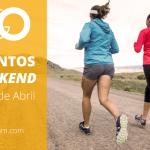 Eventos de la semana del 2 y 3 de abril