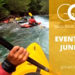 Eventos del mes de junio