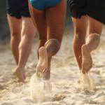 ¿Correr descalzo es bueno?