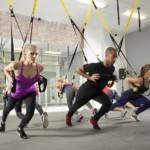 8 ejercicios TRX