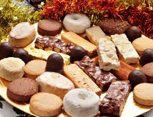 5 tips para no engordar en estas navidades