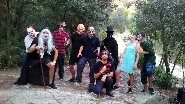Membres de la companyia Horroryzeme